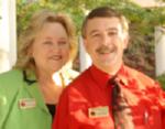 Tim and Cathy Peek